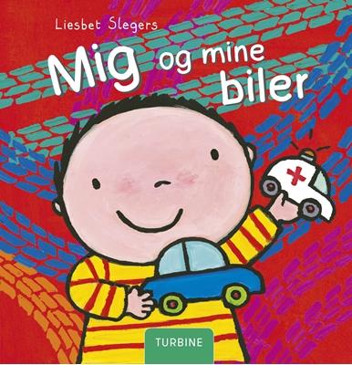 Mig og mine biler Liesbet Slegers 9788740619201