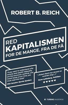 Red kapitalismen for de mange, fra de få Robert B. Reich 9788740611526