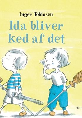 Ida bliver ked af det Inger Tobiasen 9788740610048