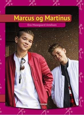 Marcus og Martinus Eva Mosegaard Amdisen 9788740615135