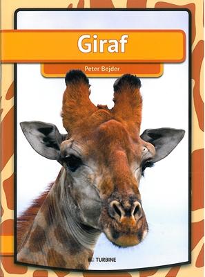 Giraf Peter Bejder 9788771414851