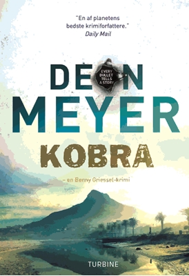 Kobra Deon Meyer 9788740618914