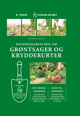 Haveselskabets bog om grøntsager og krydderurter Guy Barter 9788740613865