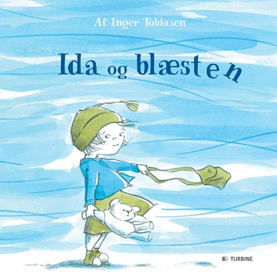 Ida og blæsten Inger Tobiasen 9788771418286