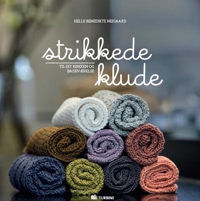 Strikkede Klude Helle Benedikte Neigaard 9788740610871