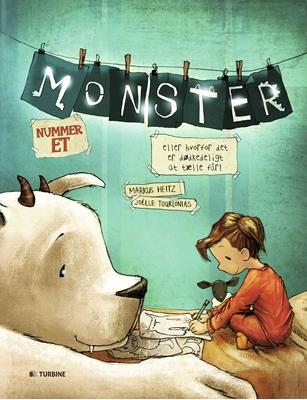 Monster nummer et Markus Heitz 9788771418590