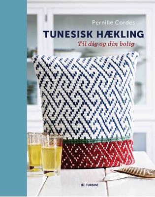 Tunesisk Hækling Pernille Cordes 9788740603699