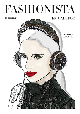 Fashionista Sandra Zecevic 9788740615081