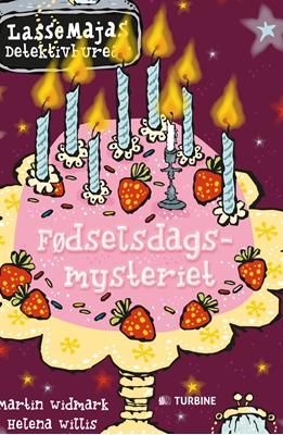 Fødselsdagsmysteriet Martin Widmark 9788740606645