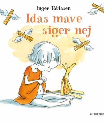 Idas mave siger nej Inger Tobiasen 9788740618846