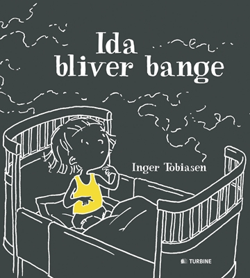 Ida bliver bange Inger Tobiasen 9788740608830