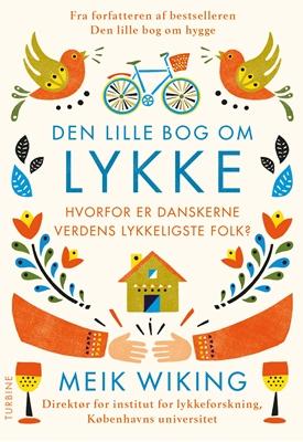 Den lille bog om Lykke Meik Wiking 9788740618655