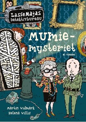 Mumiemysteriet Martin Widmark 9788740613353