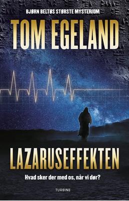 Lazaruseffekten Tom Egeland 9788740620306