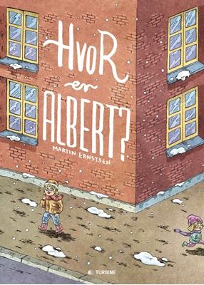 Hvor er Albert? Martin Ernstsen 9788771416268