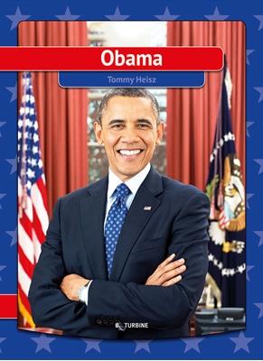 Obama Tommy Heisz 9788740615159