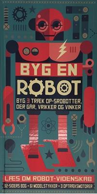 Byg En Robot  9788779007260