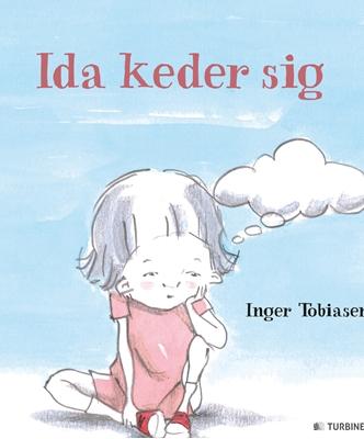 Ida keder sig Inger Tobiasen 9788740610062