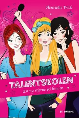 Talentskolen Henriette Wich 9788740614473
