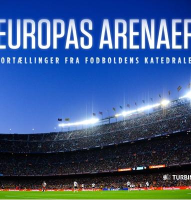 Europas arenaer Asker Hedegaard Boye (red.) 9788740611328