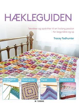 Hækleguiden Tracey Todhunter 9788740612547