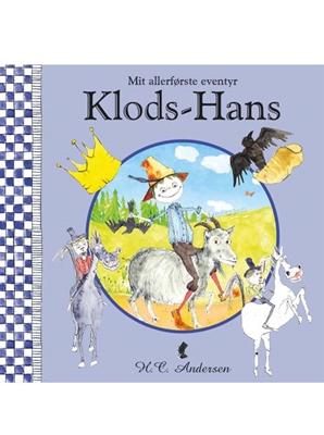 H.C. Andersen Klods-hans H.C.Andersen 9788778846426