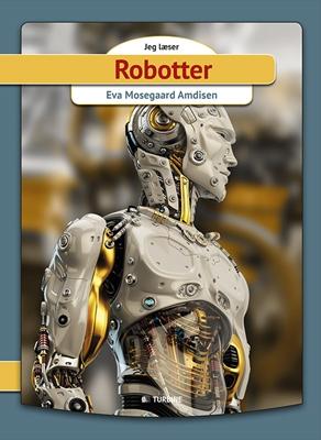 Robotter Eva Mosegaard Amdisen 9788740618396