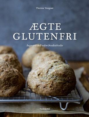 Ægte glutenfri Theresa Vangsø, Theresa Vangsøe 9788740620238