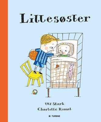 Lillesøster Ulf Stark 9788740617221