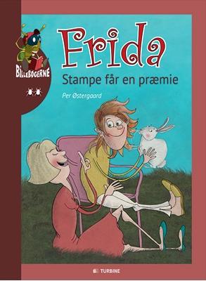 Frida - Stampe får en præmie Per Østergaard 9788740614183