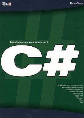 Grundlæggende Programmering i C Henrik Tange 9788779004634