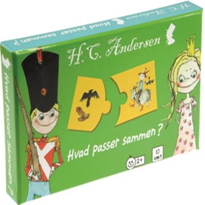 H.C. Andersen Hvad passer sammen  5704976061090