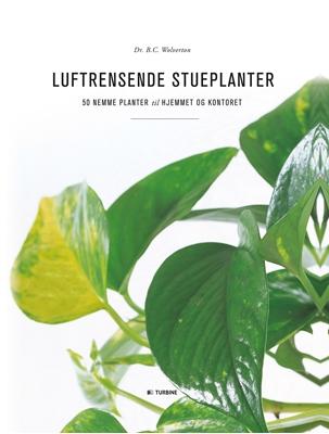 Luftrensende stueplanter B. C. Wolverton 9788740612226