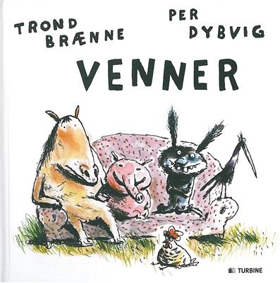 Venner Trond Brænne 9788771415001