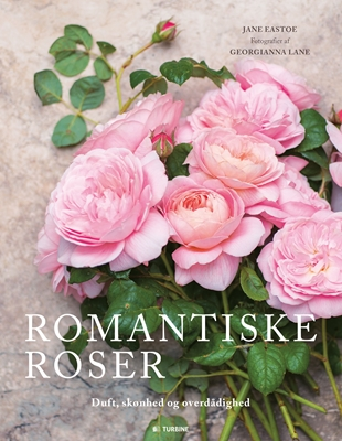 Romantiske roser Jane Eastoe 9788740611632