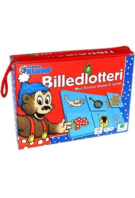 Rasmus Klump - Billedlotteri  5704976074328