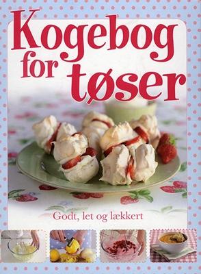Kogebog for Tøser Denise Smart 9788779006553