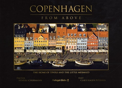 Copenhagen from Above Claus Hagen Petersen 9788779007475