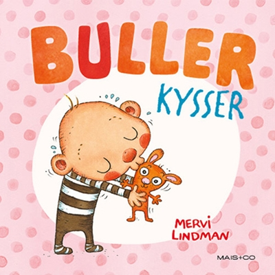 Buller kysser Mervi Lindman 9788799994755