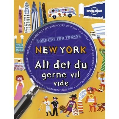 New York - Alt det du gerne vil vide Klay Lamprell 9788779009783
