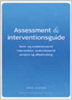 Assessment- & interventionsguide Poul Nissen 9788771580716