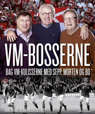 VM-bosserne Dan Sørensen, Hans Krabbe 9788792861474