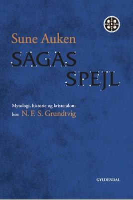 Sagas spejl Sune Auken 9788702109771