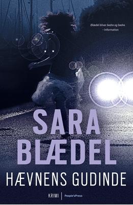 Hævnens gudinde Sara Blædel 9788771084849