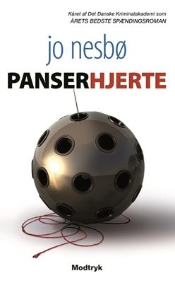 Panserhjerte Jo Nesbø 9788770537995