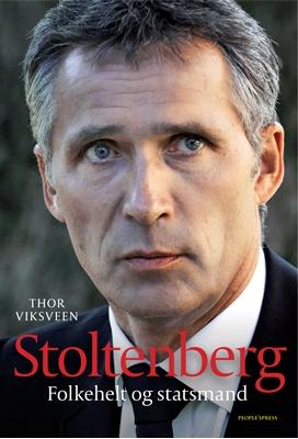 Stoltenberg - Folkehelt og statsmand Thor Viksveen 9788771087918
