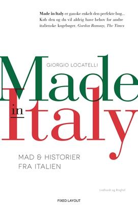 Made in Italy Giorgio Locatelli 9788711719992