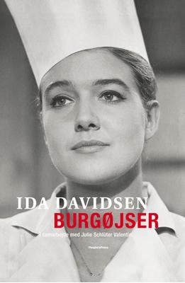 Burgøjser Julie Schlüter Valentin, Ida Davidsen 9788771377736