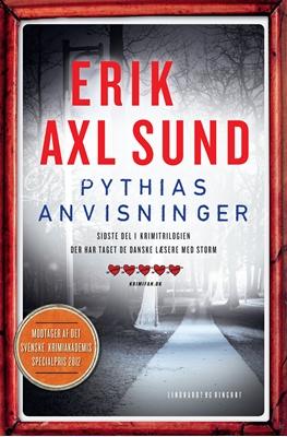 Pythias anvisninger Håkan Axlander Sundquist, Jerker Eriksson, Erik Axl Sund 9788711392133