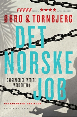 Det norske job Øbro, Tornbjerg 9788740016376